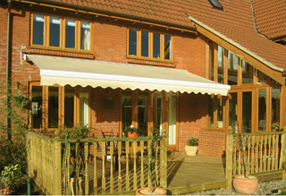 Electric Motorised Awnings