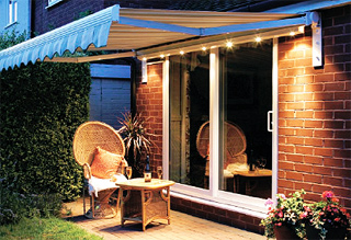 Light Amp Heating Options Midland Patio Awnings