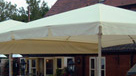 comercial umbrella awnings