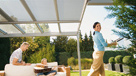 terrazza roof system awnings
